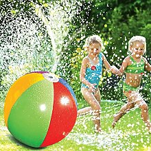 AOLVO Splash und Spray Ball, Beach Ball Sprinkler