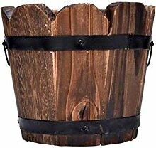 AOM Verkohlte Holz Multi-Fleisch-Topf Home