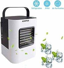AOOPOO Luftkühler Ventilator Mobiles Klimagerät
