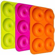 aoory 3 Pack Donutform Besondere Backformen
