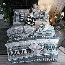 AOTE Kissenbezug für Bettbezüge Bettbezüge
