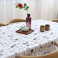 AOUP-Tischdecke, Chinesische