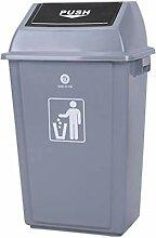 AOYANQI-Mülleimer Büro mit einem Abfalleimer, um