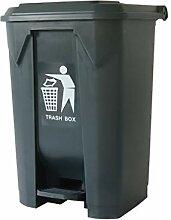 AOYANQI-Mülleimer Gewerbe Abfalleimer, Außen