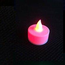 AOYU Droajorny LED-Teelicht für Valentinstag,