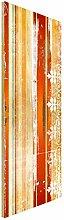 Apalis 108693 Magnettafel Streaky I Memoboard Design Hoch Metall Magnet Pinnwand Motiv Wand Stahl Küche Büro, 78 x 37 cm