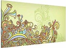 Apalis 108765 Magnettafel Florale Illustration