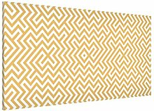 Apalis 108772 Magnettafel Geometrisches Muster