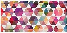 Apalis 108777 Magnettafel Hexagon Facetten