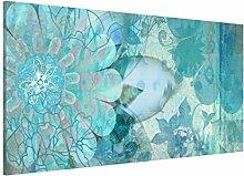 Apalis 108863 Magnettafel Winterblumen Memoboard