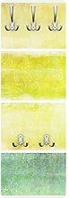 Apalis 78696 Wandgarderobe Colour Harmony Yellow  