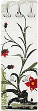 Apalis 79273 Wandgarderobe Pale Flower   Design
