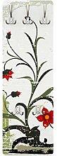Apalis 79273 Wandgarderobe Pale Flower | Design