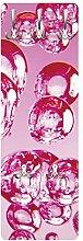 Apalis 79304 Wandgarderobe Pink Bubbles | Design