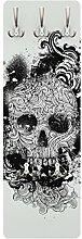 Apalis 79506 Wandgarderobe Skull | Design