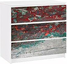 Apalis 91692 Möbelfolie für Ikea Malm Kommode