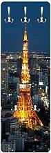 Apalis Coat Rack–Tokyo Tower 139x 46x