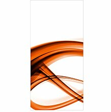 Apalis Flächenvorhang Set Orange Element