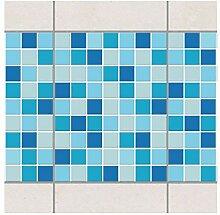 Apalis Fliesenaufkleber Fliesen-Deko Mosaik