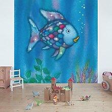 Apalis Kindertapeten Vliestapete Regenbogenfisch
