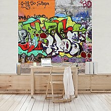 Apalis Kindertapeten Vliestapeten Graffiti