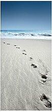 Apalis Magnettafel Spuren im Sand Memoboard Design
