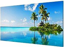 Apalis Magnettafel Tropisches Paradies Memoboard