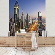 Apalis Vliestapete Dubai Fototapete Quadrat |