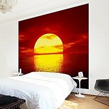 Apalis Vliestapete Fantastic Sunset Fototapete