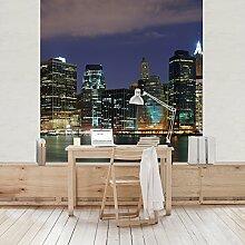 Apalis Vliestapete Manhattan in New York City