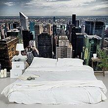 Apalis Vliestapete mitten in New York Fototapete