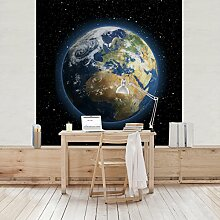 Apalis Vliestapete My Earth Fototapete Quadrat |