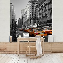 Apalis Vliestapete New York Fototapete Quadrat |