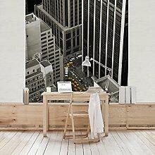 Apalis Vliestapete NYC 5pm Fototapete Quadrat |