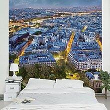 Apalis Vliestapete Paris Fototapete Quadrat |