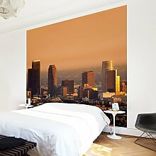 Apalis Vliestapete Skyline of Los Angeles