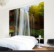 Apalis Vliestapete Waterfalls Fototapete Quadrat |