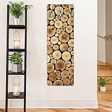 Apalis Wandgarderobe Homey Firewood Design