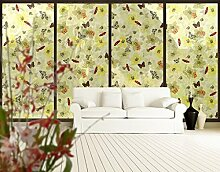 Apalis XXL Fensterbild Traumhafter Sommer Blumen