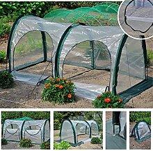 APAN Gartenpflanzenzelt,PE-Pflanzentunnel