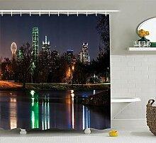 Apartment Decor Collection, Dallas Skyline