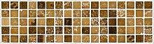 apè Design Teppich Sand/mehrfarbig 52x 140cm