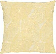 APELT 3301 39x39 50 Kissen, Polyester, gelb