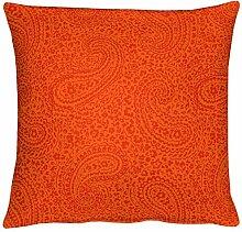 APELT 7907 40X40 60 Kissenhülle, Polyester, orange