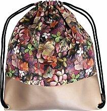 APELT Matchbag, Baumwolle, Bunt, 42 x 50 x 5 cm