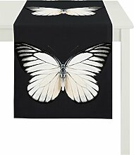APELT Papillon 45x135 Fb. 89 Tischläufer 45 x 135