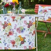 Apelt Tischdecke Blüten bunt