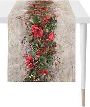 APELT Tischdecke WINTERWELT 46 x 135 cm Motiv