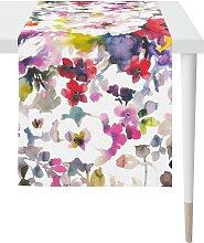 APELT Tischläufer SUMMER 48 x 140 cm Mehrfarbig