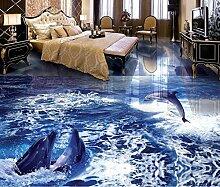 apete 3d bodenbelag für schlafzimmer wände